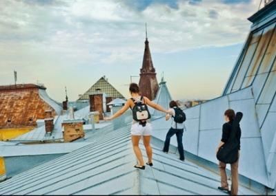Экскурсии по крышам Петербурга - приключение, которое нельзя упускать туристу
