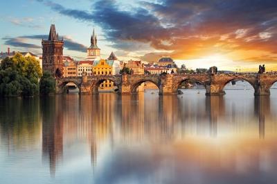 Прага – один из популярнейших туристических городов Европы