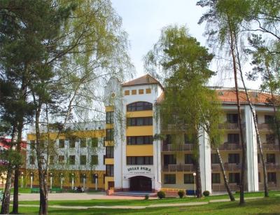 ТОП-3 лучших санаториев Белоруссии
