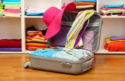 чемодан, рюкзак или сумка