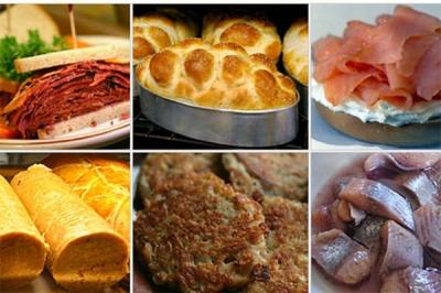 Рациональное питание в еврейской кухне