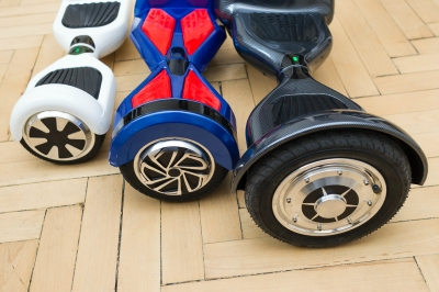 Интересная информация о гироскутерах