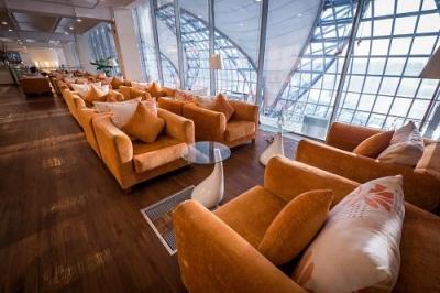 Удобное бронирование VIP зала в аэропорту