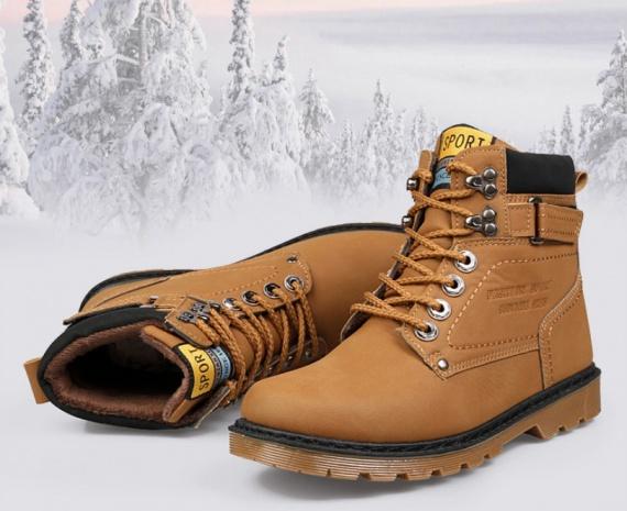 Выбираем комфортную зимнюю обувь