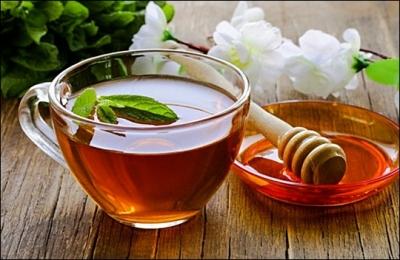 Немного о чае