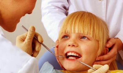Посещение стоматолога с ребенком без капризов