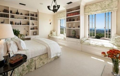 Итальянские спальни в интерьере квартиры