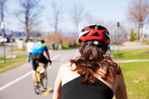 Как выбрать шлем для езды на велосипеде